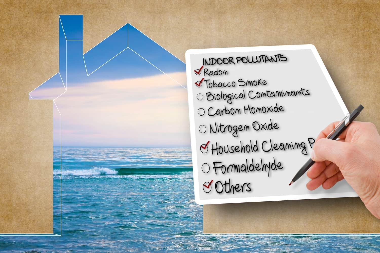 Indoor Pollutants Checklist