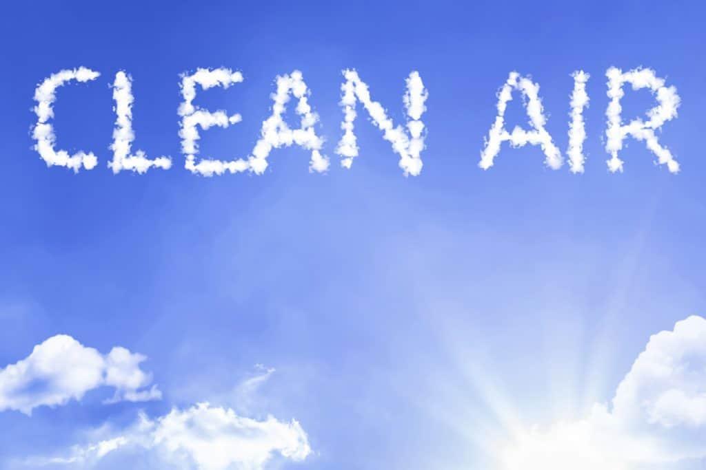 Clean Air Clouds